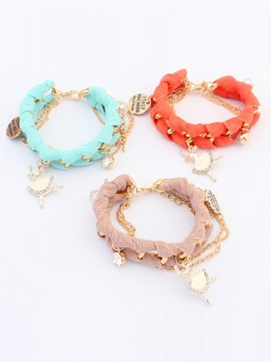 Chic Occident New Popular temperament Bracelet