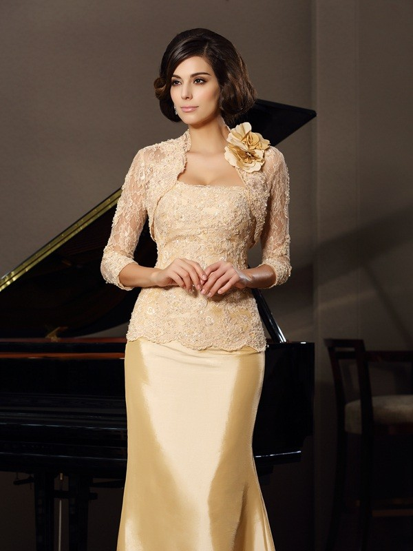 Chic Lace 3/4 Sleeves Special Occasion Wrap