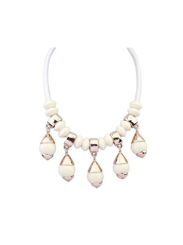 Gorgeous Occident Major Suit Street Shooting Necklace