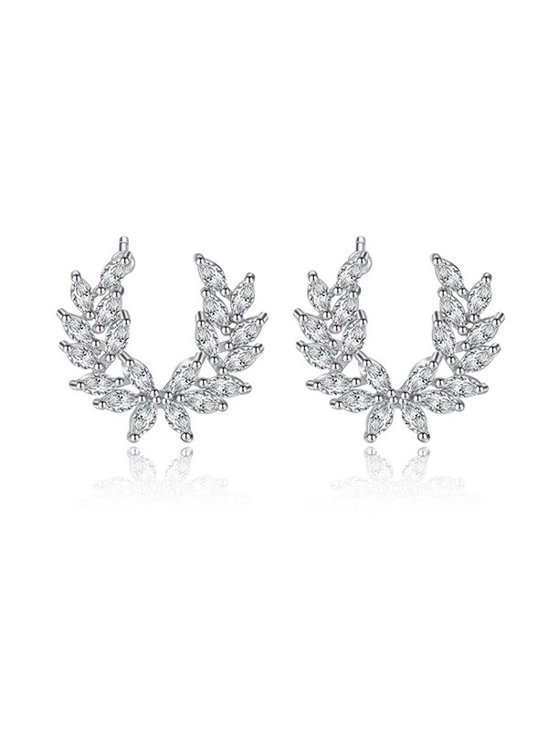 New Hot Sale Korean Cubic Zirconia Earrings