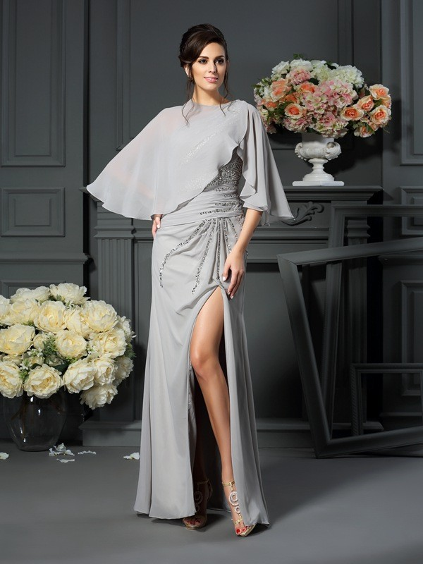 Stylish Chiffon Special Occasion Wrap