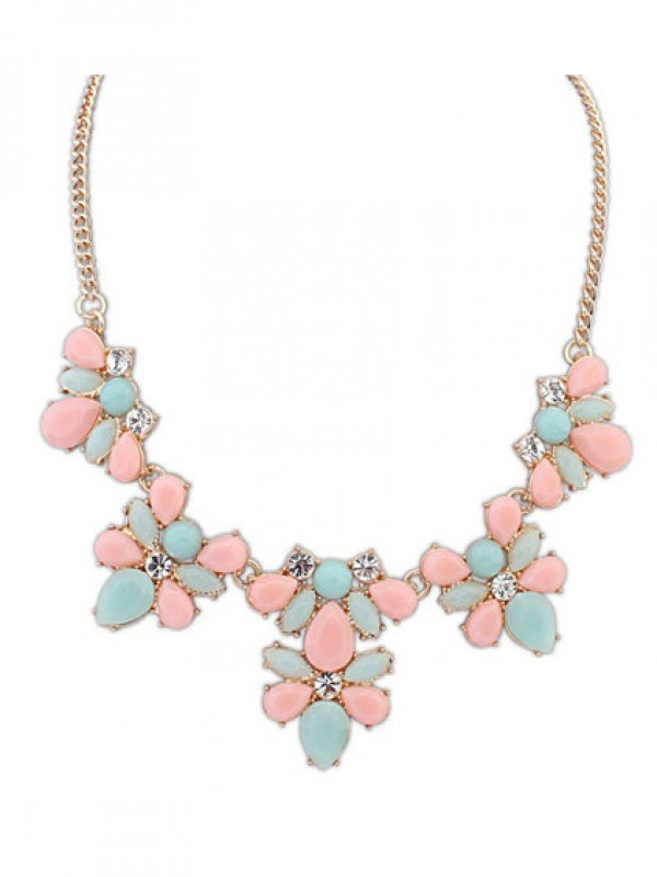 Stylish Occident Fresh all-match Sweet Necklace