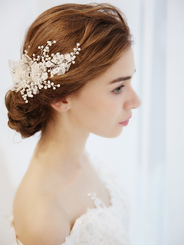 Perfect Imitation pearls Headpiece