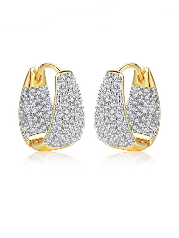 New Hot Sale Cubic Zirconia Earrings